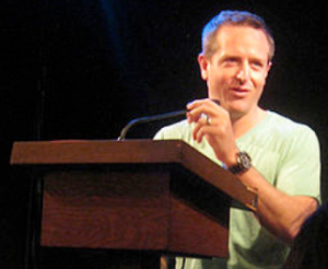 http://en.wikipedia.org/wiki/Hugh_Howey