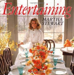 Martha Stewart's _Entertaining_ on HaileyReede.com