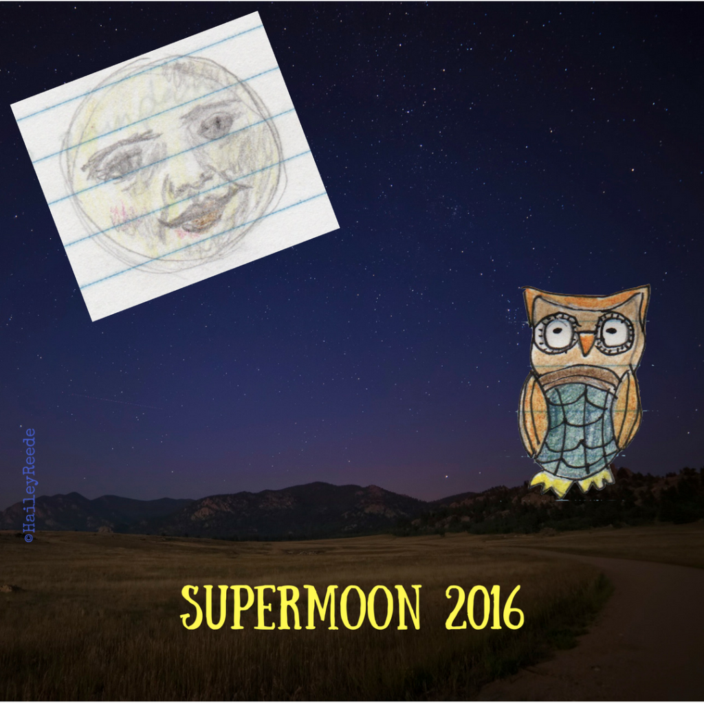 Supermoon 2016 HaileyReede