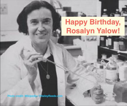 Rosalyn Yalow